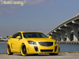 Buick Regal by dilelis