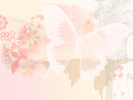 butterfly pink by butterfly17