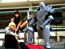 Cosplay : FMA 2 by chobitsG