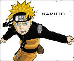 Naruto Colors by pablog143
