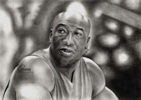 MICHAEL CLARKE DUNCAN by mrsloreen