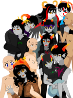 Homestuck Base Collab :My Part: by PickledCandyPants07
