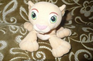 Disney Soft Nala  Hasbro 2002 by ZiraLovesScar