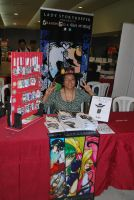 Lady Storykeeper in MCC 2011 by lady-storykeeper