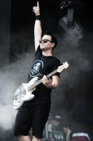 Mark Hoppus by mychemplan