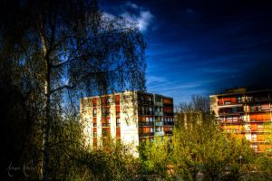 HDR Photo test 02 by PhantomxLord
