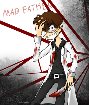 Mad Father - Alfred Drevis by aimturein
