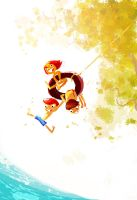 Hang oooooooooooooooooon! by PascalCampion