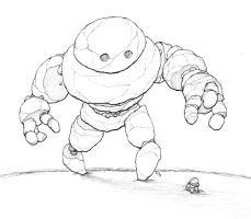 Golem by Inaaca