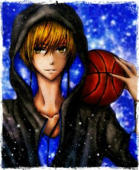 Kise Ryouta [Gift] by HangNgaLePhan