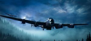 Dam Busters - Operation Chastise by rOEN911