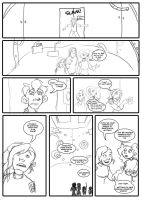 evo contest comic round 2.8 by Prydester