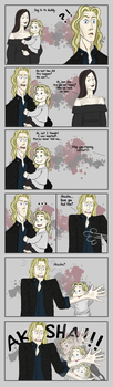 Lestat - Akasha have you fed him? by LilithMF
