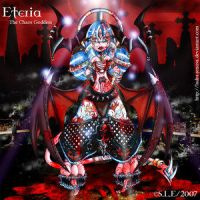 +::Eteria-The Chaos Goddess::+ by Anthrolicious