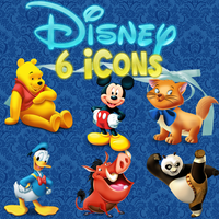 Disney Icons by TutosGaGa