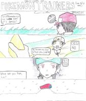 Daily Lives of Pokemon Trainers by AnUninspiringThing