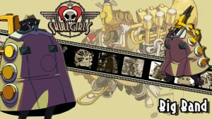 Skullgirls : Big Band Wallpaper by ariff78