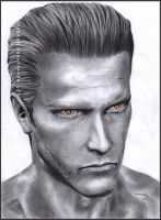 Albert Wesker by AeonlX