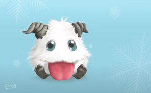 Christmas Poro by enacl