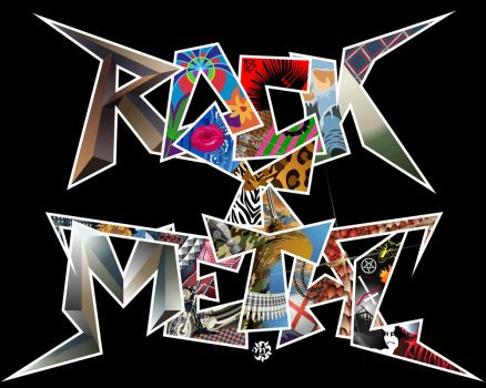 ROCK Y METAL by Mauricio5555