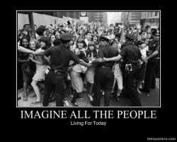 All The People by teamfreewillangel