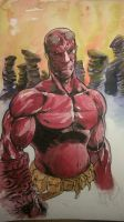 HellBoy by JoeyLeeCabral