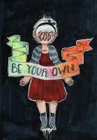 be your own god by Nixiona