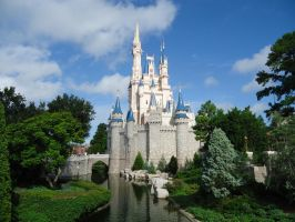 Cinderella Castle by DirtySweetRazz