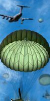 Paratrooper by ThreeProngs