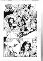 Aquaman test page 2 by MarkIrwin