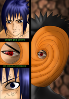 Itachi good boy? - Naruto 398 by uzumakitsune