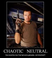 Demotivation - Chaotic Neutral by quicksilver22