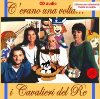 I Cavalieri del Re - Cover CD by FaGian