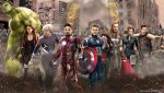 Avengers: Age of Ultron Wallpaper Widescreen by Timetravel6000v2