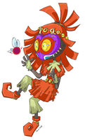 Skull Kid by Poppy-fox