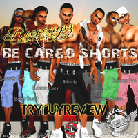 Cargo Shorts for Reece by TreStyles