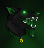 The Toxic Fox by TOXlC