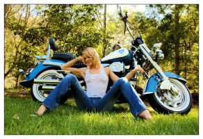Samantha and Suzuki 1 by wildplaces