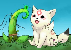 Okamiden by Pand-ASS