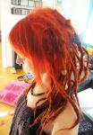 dreadlocks, 13 months old by towriteaboutlove