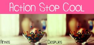 Action Stop Cool by LuchiiTutoriales