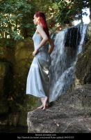 Waterfall3 by faestock