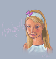 Princess Annasmell by FortyFourArrows