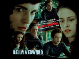 Bella e Edward by anuska1811