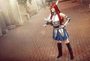 Standing guard by SCARLET-COSPLAY