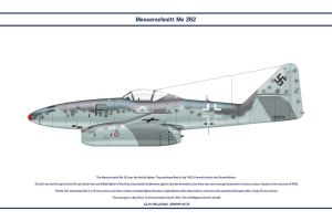 Me 262 KS 1 by WS-Clave