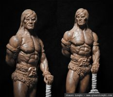 Conan The Barbarian by glaucolonghi
