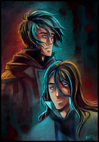 Blood is Thicker Than Water by nnaj