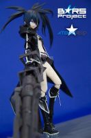 Black Rock Shooter I by fearangel014