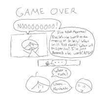 13 - GAME OVER by poyoa